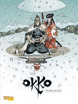Okko, Band 5: Das Buch der Leere [Versione tedesca]