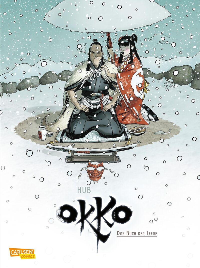 Okko, Band 5: Das Buch der Leere