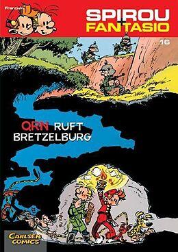 Spirou und Fantasio, Band 16 [Versione tedesca]