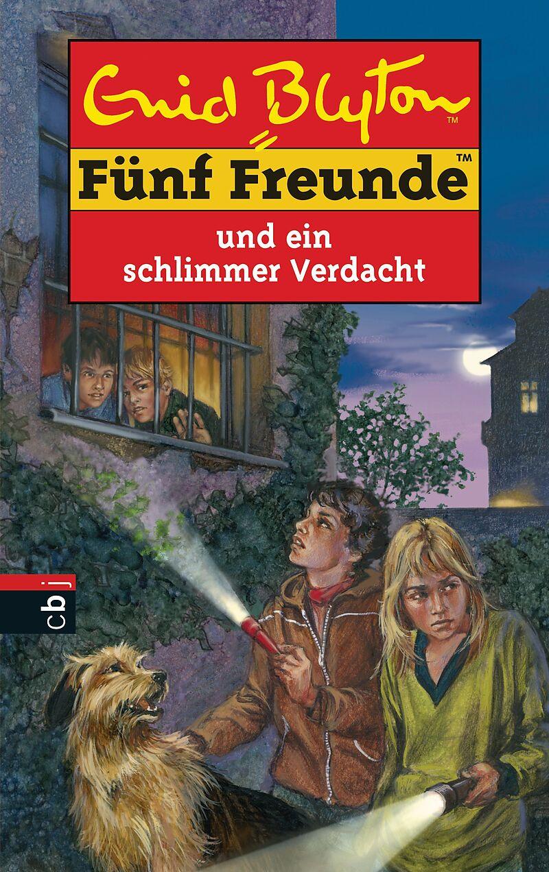 Funf Freunde Band 48 Funf Freunde Und Ein Schlimmer Verdacht Enid Blyton Buch Kaufen Ex Libris