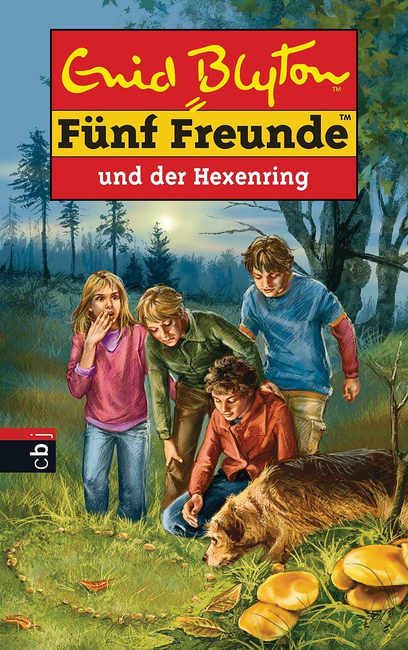Funf Freunde Band 53 Funf Freunde Und Der Hexenring Enid Blyton Buch Kaufen Ex Libris