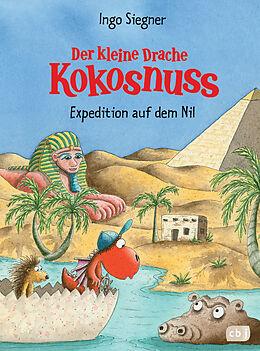 Der kleine Drache Kokosnuss - Expedition auf dem Nil [Version allemande]