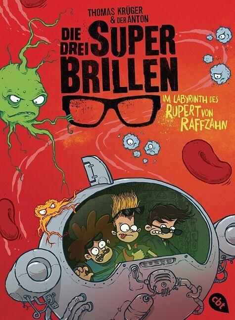 Die drei Superbrillen - Im Labyrinth des Rupert von Raffzahn [Version allemande]