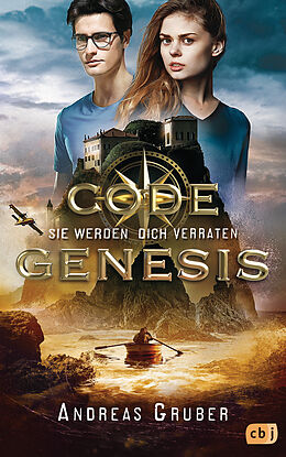 Kartonierter Einband Code Genesis - Sie werden dich verraten von Andreas Gruber