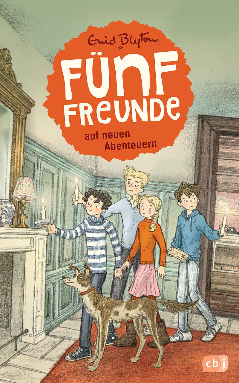 Funf Freunde Auf Neuen Abenteuern Enid Blyton Buch Kaufen Ex Libris