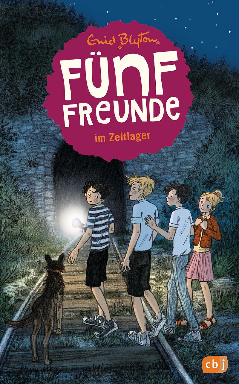Funf Freunde Im Zeltlager Enid Blyton Buch Kaufen Ex Libris