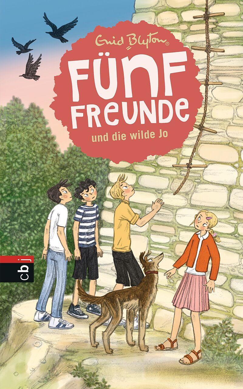 Funf Freunde Und Die Wilde Jo Enid Blyton Buch Kaufen Ex Libris