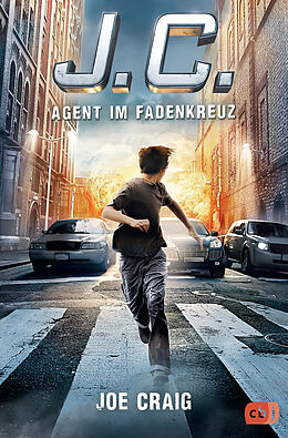J.C. - Agent im Fadenkreuz [Versione tedesca]