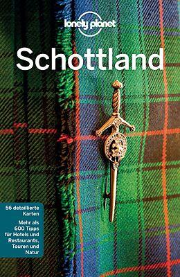 E-Book (epub) Lonely Planet Reiseführer Schottland von Neil Wilson, Andy Symington