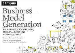 E-Book (pdf) Business Model Generation von Alexander Osterwalder, Yves Pigneur