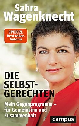 E-Book (pdf) Die Selbstgerechten von Sahra Wagenknecht