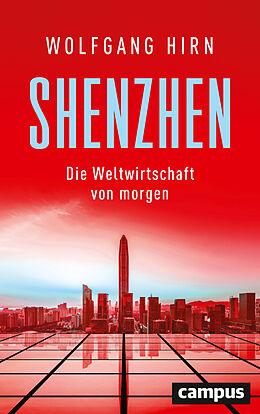 Fester Einband Shenzhen von Wolfgang Hirn