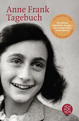 Kartonierter Einband Tagebuch von Anne Frank