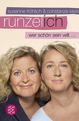 Kartonierter Einband Runzel-Ich von Susanne Fröhlich, Constanze Kleis
