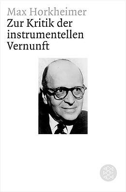 Zur Kritik der instrumentellen Vernunft [Version allemande]