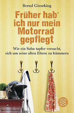 Früher hab' ich nur mein Motorrad gepflegt [Versione tedesca]
