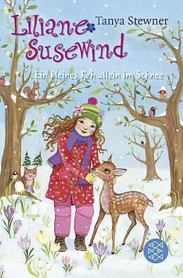 Liliane Susewind  Ein kleines Reh allein im Schnee