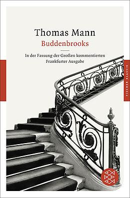 Kartonierter Einband Buddenbrooks von Thomas Mann