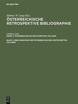 Cover: https://exlibris.azureedge.net/covers/9783/5982/3389/0/9783598233890xl.jpg