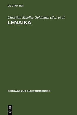 Fester Einband LENAIKA von