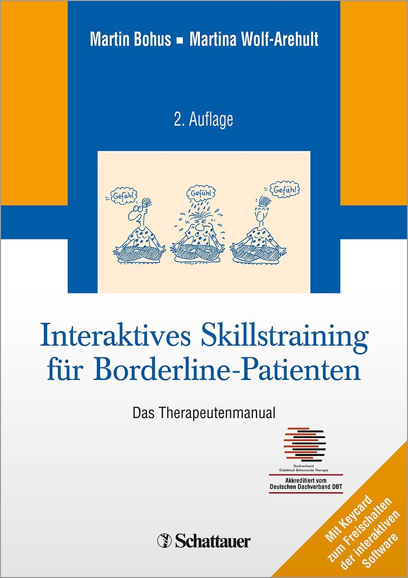 Interaktives Skillstraining für Borderline-Patienten - Martin Bohus ...