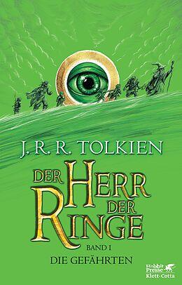 Kartonierter Einband Der Herr der Ringe - Die Gefährten von J.R.R. Tolkien