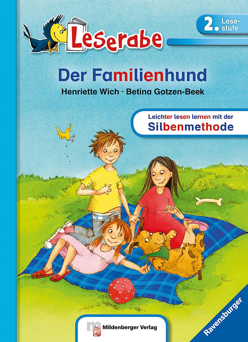 Leserabe - Der Familienhund [Versione tedesca]