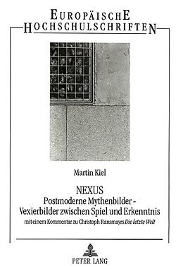 Cover: https://exlibris.azureedge.net/covers/9783/6313/0055/8/9783631300558xl.jpg