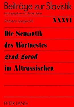 Cover: https://exlibris.azureedge.net/covers/9783/6313/2923/8/9783631329238xl.jpg