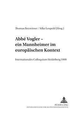 Cover: https://exlibris.azureedge.net/covers/9783/6315/0095/8/9783631500958xl.jpg