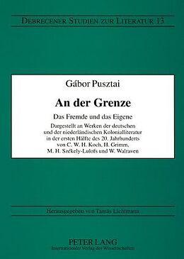 Cover: https://exlibris.azureedge.net/covers/9783/6315/4249/1/9783631542491xl.jpg