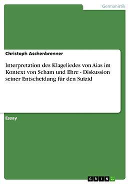 Cover: https://exlibris.azureedge.net/covers/9783/6385/5821/1/9783638558211xl.jpg