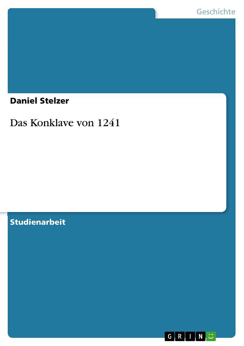 Das Konklave von 1241