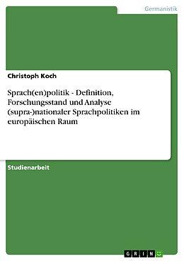 Cover: https://exlibris.azureedge.net/covers/9783/6387/3852/1/9783638738521xl.jpg