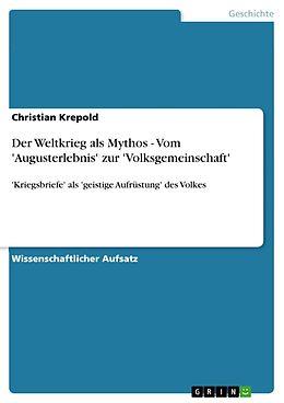 Cover: https://exlibris.azureedge.net/covers/9783/6388/9534/7/9783638895347xl.jpg