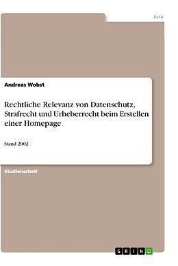 Cover: https://exlibris.azureedge.net/covers/9783/6389/3214/1/9783638932141xl.jpg