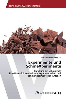 Experimente und SchmeXperimente [Versione tedesca]