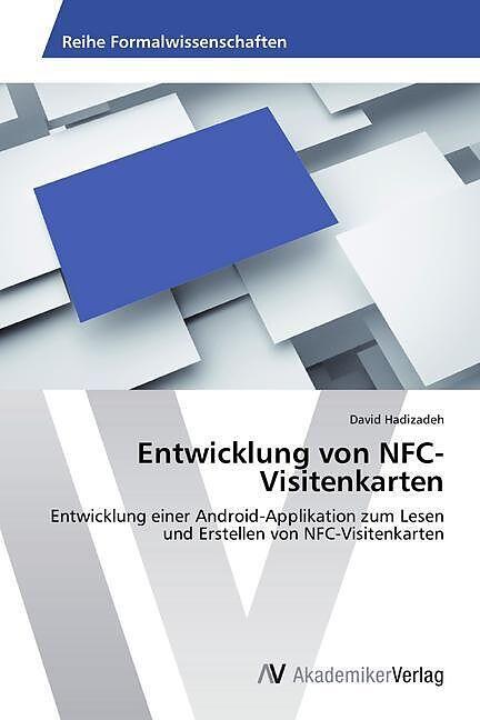 Entwicklung Von Nfc Visitenkarten