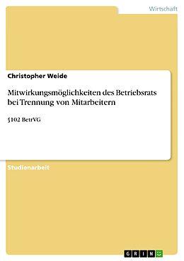 Cover: https://exlibris.azureedge.net/covers/9783/6401/6972/6/9783640169726xl.jpg