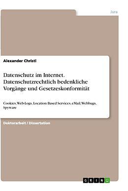 Cover: https://exlibris.azureedge.net/covers/9783/6402/2315/2/9783640223152xl.jpg