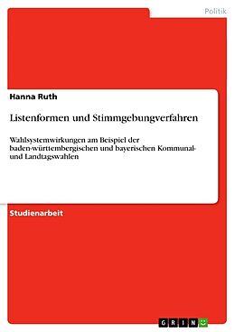Cover: https://exlibris.azureedge.net/covers/9783/6404/1911/1/9783640419111xl.jpg