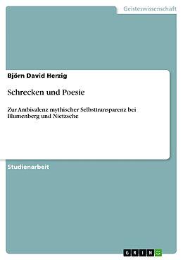 E-Book (epub) Schrecken und Poesie von Björn David Herzig