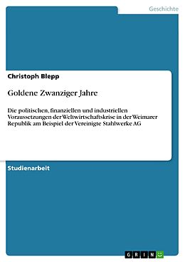 Cover: https://exlibris.azureedge.net/covers/9783/6407/2724/7/9783640727247xl.jpg