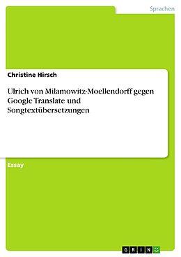 Cover: https://exlibris.azureedge.net/covers/9783/6407/5743/5/9783640757435xl.jpg