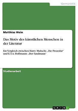 Cover: https://exlibris.azureedge.net/covers/9783/6408/0562/4/9783640805624xl.jpg
