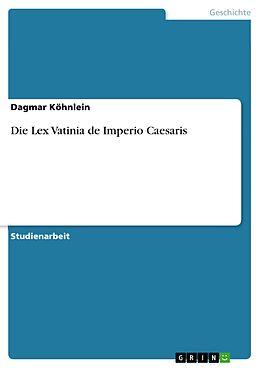 Cover: https://exlibris.azureedge.net/covers/9783/6408/3257/6/9783640832576xl.jpg