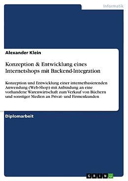 Cover: https://exlibris.azureedge.net/covers/9783/6408/5353/3/9783640853533xl.jpg