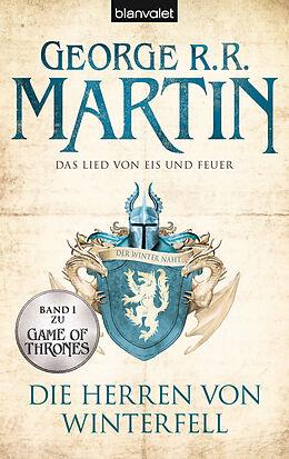 E-Book (epub) Das Lied von Eis und Feuer 01 von George R. R. Martin