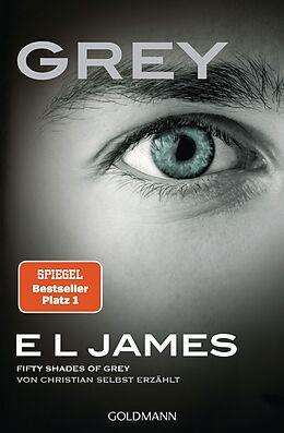 E-Book (epub) Grey - Fifty Shades of Grey von Christian selbst erzählt von E L James