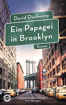 E-Book (epub) Ein Papagei in Brooklyn von David Duchovny